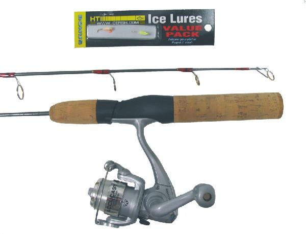 Strike Stick Ice Fishing combos